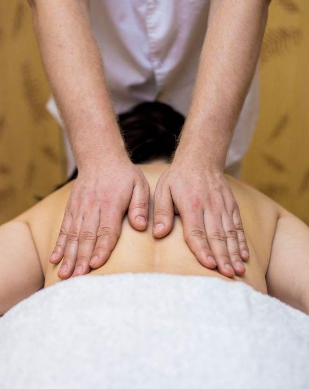 Apykaklės masažas