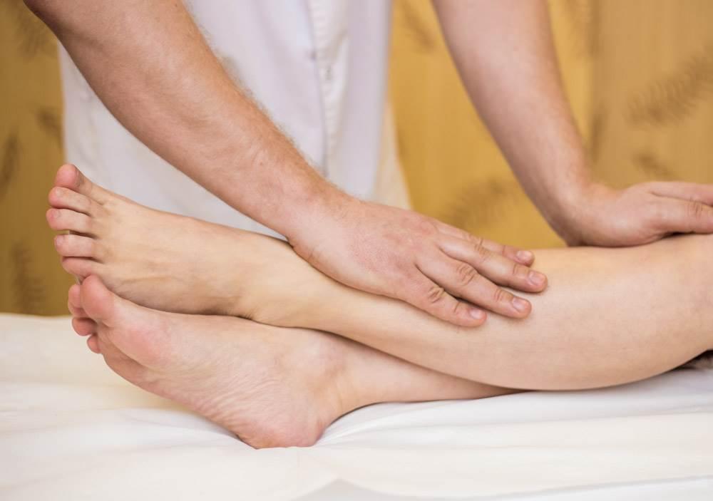 Kojų masažas