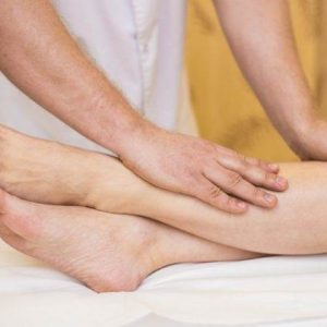 Kojų masažas Vilniuje
