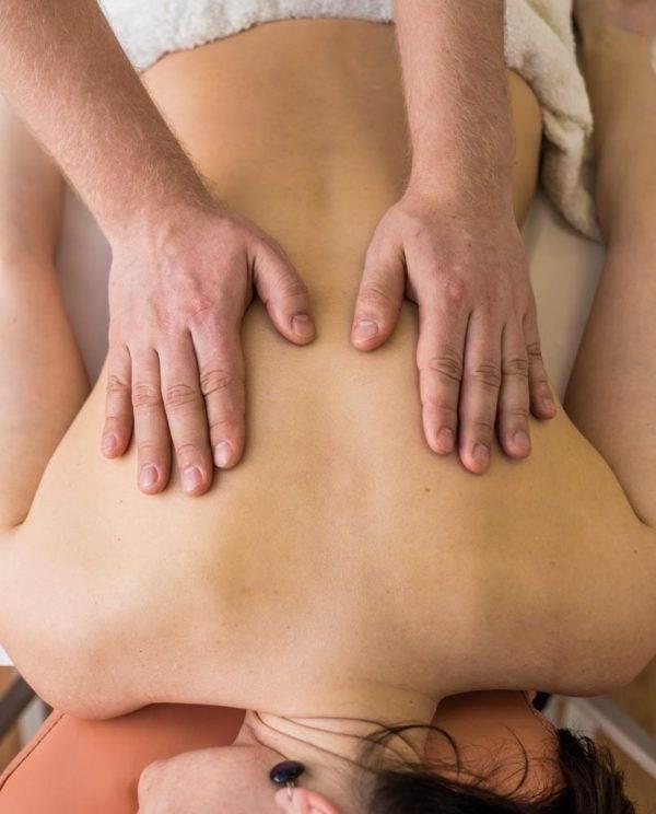 Nugaros masažas Vilniuje