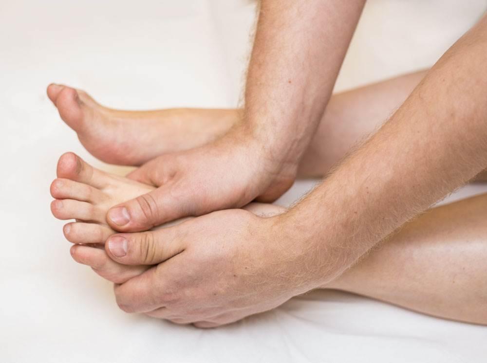 Pėdų masažas Vilniuje