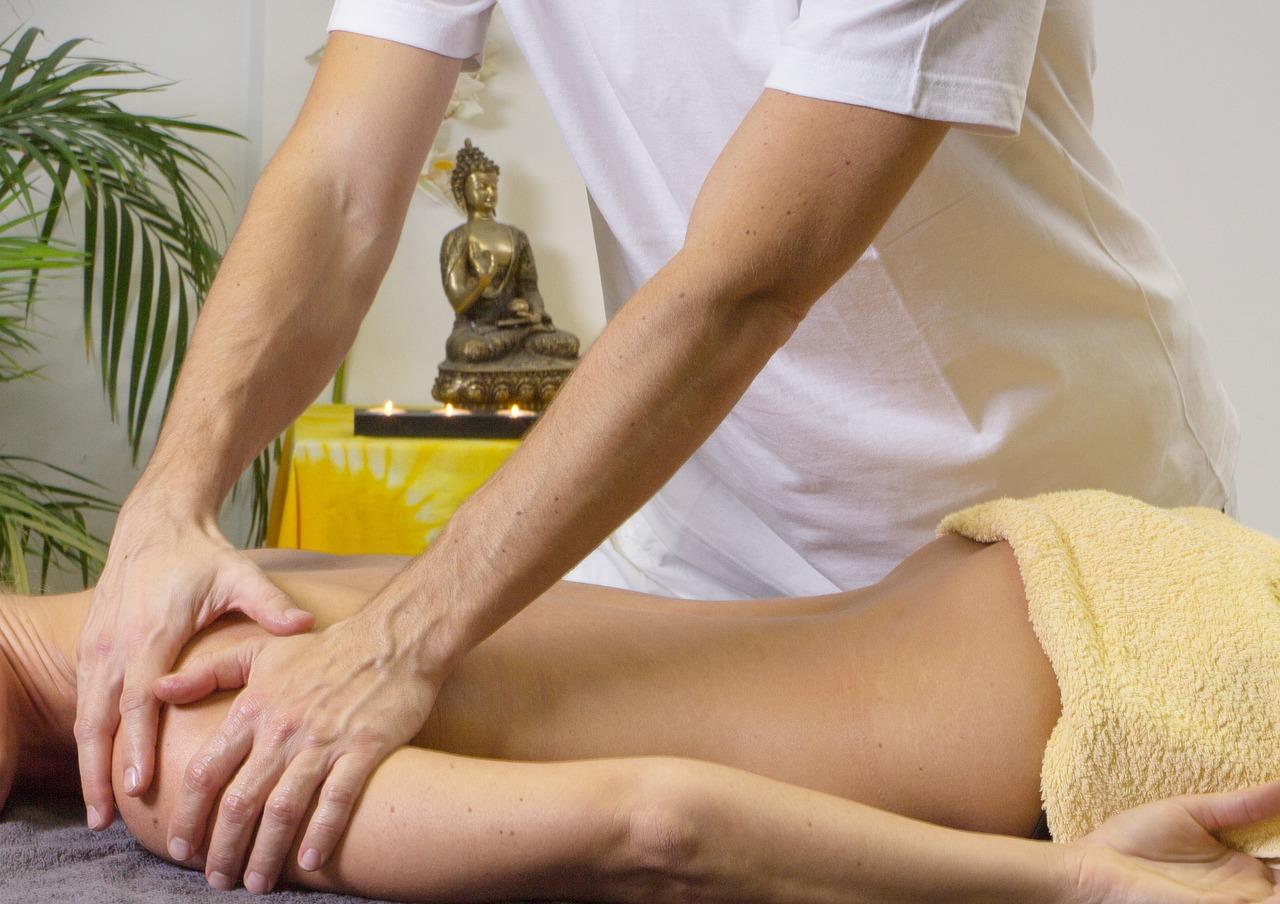 Švediško masažo nauda