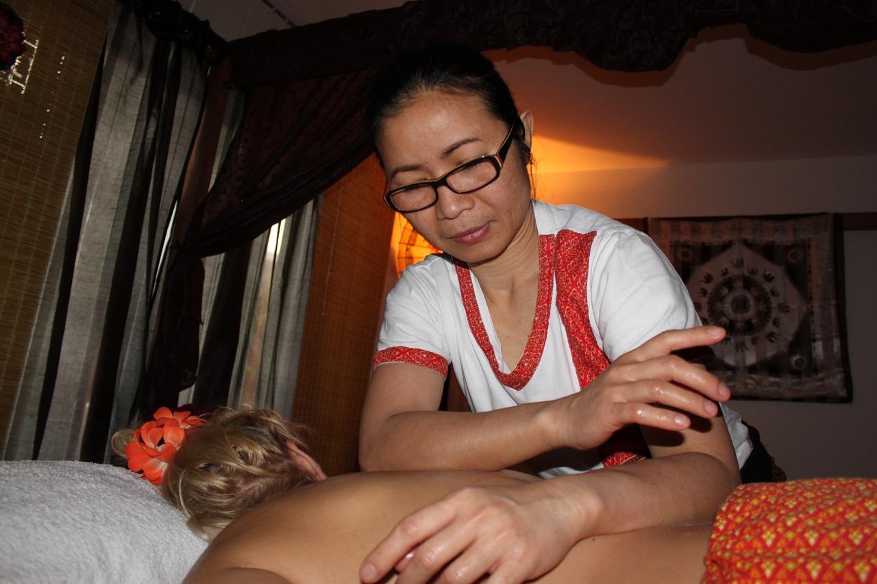 Tailandietiško masažo privalumai
