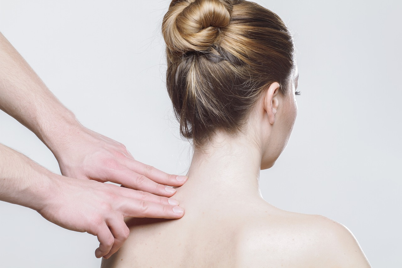 Masažas su manualine terapija