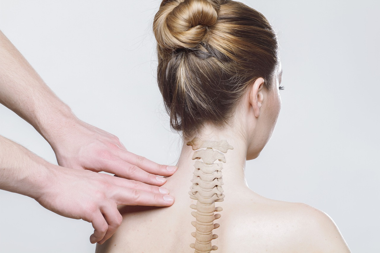Masažas esant osteochondrozei